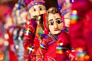 Rajasthani Puppet Shows