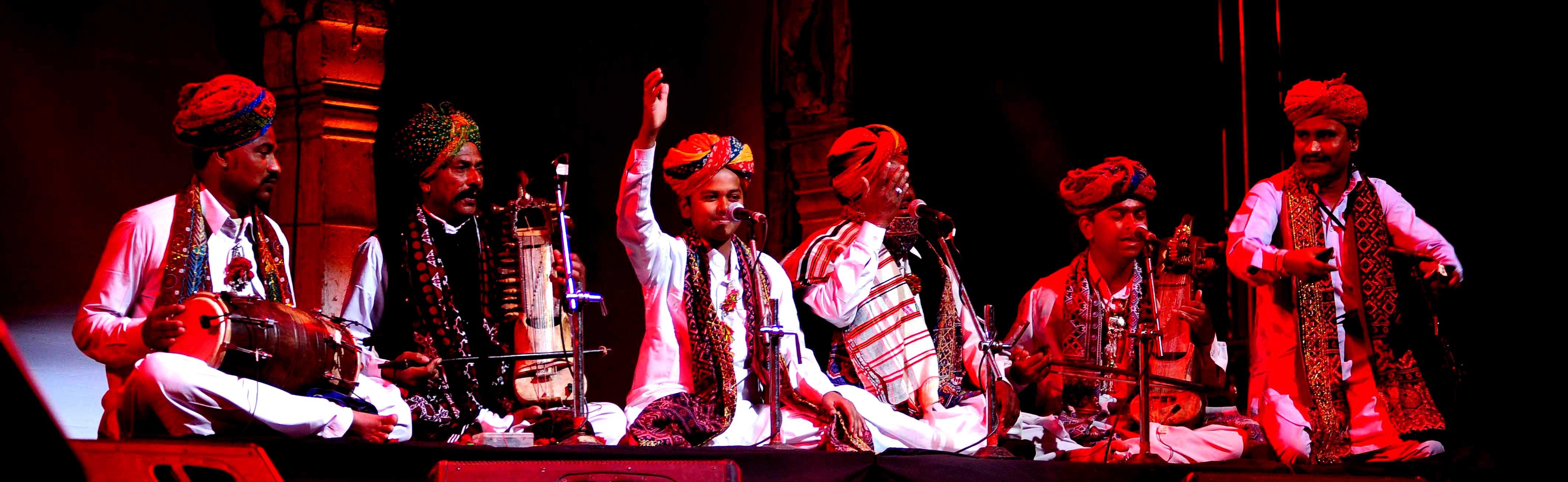 A Rare Langa Musician Group
