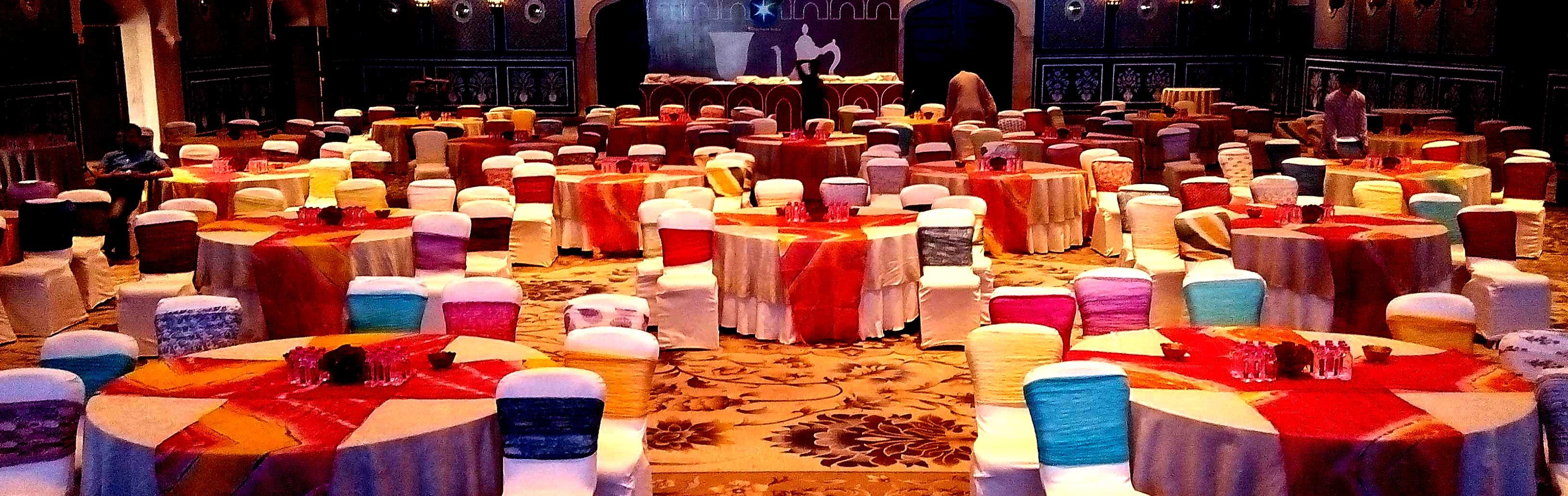 Exclusive Rajasthani Theme Set-Up