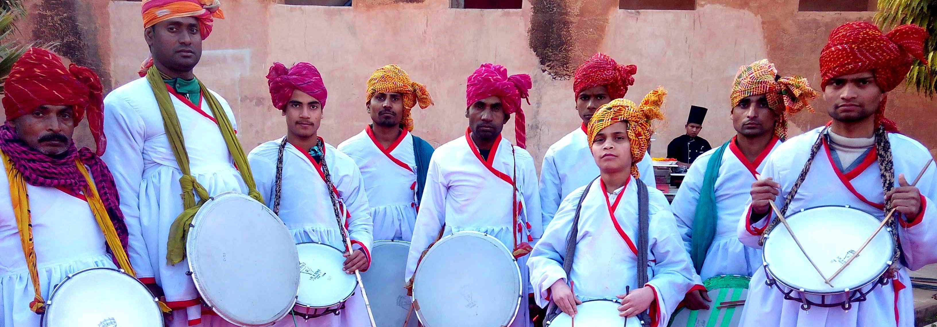 Dhol Tasha For Wedding