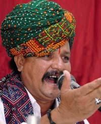 Ustad Bundu Khan (Langa Musician)