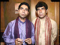 Ahmed Hussain and Mohammed Hussain