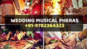 Big Fat Wedding Musical Phere, Destination Vivaah Saat Fere, Fera, Phera, Raghav Pandit Ji Contact Number, Fees