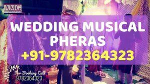 Wedding Pheras, Royal Wedding Phere, Pheras, Pheres, Sangeetmay Shaadi Phere, Om Prakash Raghav Pandit Ji Contact Number, Fees