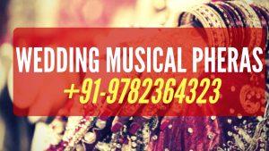Sangeetmay Wedding Pheras, Big Fat Wedding Phere, Pheras, Pheres, Sangeetmay Shaadi