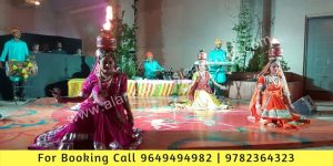 Best Rajasthani Chari Dancers With Fire