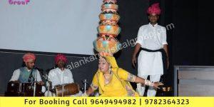 Bhavai Dance Act of Rajasthan Jaipur, Rajasthani Bhavai Dance