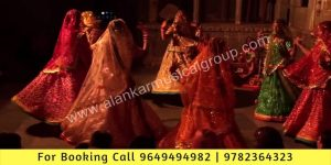 Book Ghoomer Dance Theme Group For Wedding Event,Party Jaipur Rajasthan