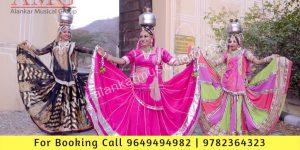 Chari Rajasthani Folk Dance, Chari Matka Dance