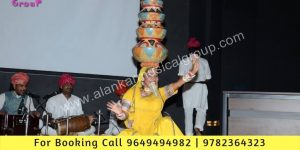 Famous Bhawai Dance at Modi College, Best Bhawai Dancers