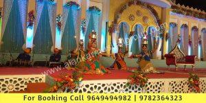 Famous Chari Lok Nritya Dance From Rajasthan For Wedding Events