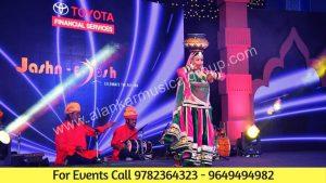 Folk Dance Troupes in Udaipur, Jaipur, Mumbai, Delhi, Chennai, China, Sweden, Thailand