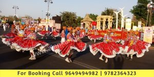 Gair Dance Troupe, Gair Dance Group Rajasthan, Gair Dancers
