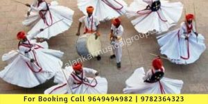 Gair Dance Troupe Jaipur, Gair Dance Group Rajasthan, Gair Dancers in Jaipur