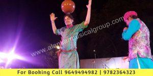 Gramin Bhavai Dance Of Rural Rajasthan, Bhawai Male Artists