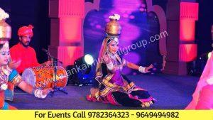 Gypsy Rajasthani Folk Dance, Indian Folk Dance India Group