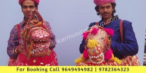 Kachhi Ghodi Dance Troupe,Traditional Folk Dancer For Welcome Event