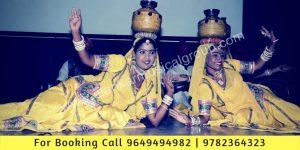 Matka Dance Of Rajasthan, Matka Dance Group