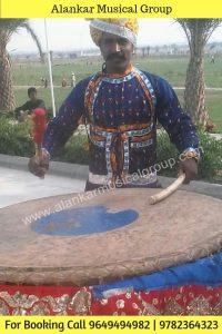 Naubat Artists For Welcome Guest, Nagara Naubat For Welcome