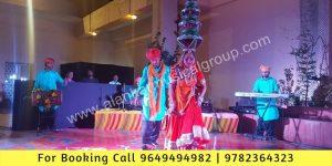 Professional Bhavai Dancers From Jaipur Rajasthan