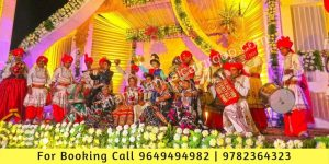 Rajasthan Heritage Brass Band Welcome, Bridal Groom Entry by Rajasthani Brass band Jaipur