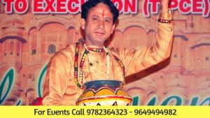 Rajasthani Bhavai Dance Play in Corporate Event, Bhavai Dancers For Events