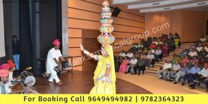 Rajasthani Bhawai Dance Group For Events