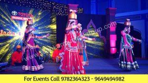 Rajasthani Chari Dance Groups, Rajasthani Folk Dance Troupes Bangalore, Chennai