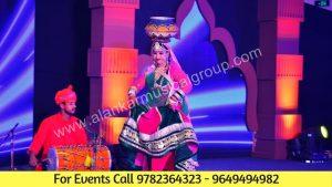Rajasthani Dance Troupes in Udaipur, Jaipur, Mumbai, Delhi, Chennai