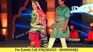 Rajasthani Female Dancers, Female Folk Dancers Rajasthan India