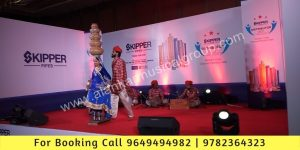 Rajasthani Folk Dance Event, Rajasthani Folk Dance Troupe