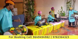 Rajasthani Folk Dance Group, Folk Singers Jaipur Rajasthan