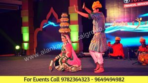 Rajasthani Folk Dance Team, Bhawai Folk Dance India