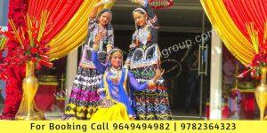 Rajasthani Folk Dancers, Kalbeliya Gypsy Dancers in Delhi, Gurgaon