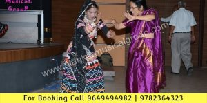 Rajasthani Folk Dancers in Delhi, Gurgaon, Noida, NCR