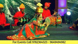Rajasthani Folk Dances in Jaipur, Mumbai Delhi, Chennai