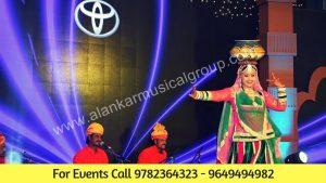 Rajasthani Orchestra Dance Troupes in Udaipur, Jaipur, Mumbai, Delhi, Chennai