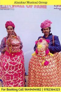 Service Providers of Rajasthani Kachhi Ghodi Dance
