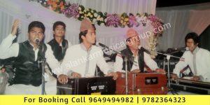 Sufi Music Orchestra in Jaipur, Qawwali Singers in Delhi