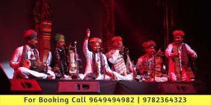The Manganiar or Manghanhar Langha Party, Manganiar Musicians, Langa Singers