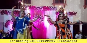 rajasthan traditional dance, Chari dance with Fire Act