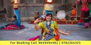 rajasthani dance props, Rajasthani Chari dance (Ghada,matka)
