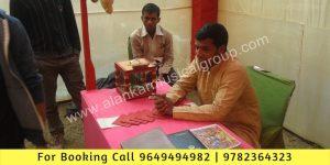 Astrologer Stall For Events, Jyotish Pandit in Jaipur