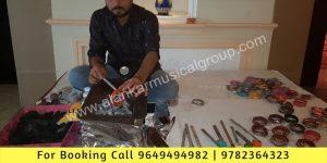 Bangle Making Demo in Event, Live Lakh Chudi Making in Jaipur Event