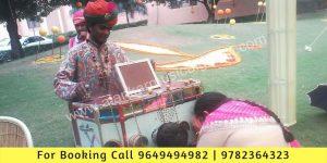 Bioscope Wala stall for events Jaipur, Kids Bioscope Setup in events