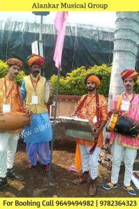 Chana Jor Garam Artist Group for Mela Carnival events