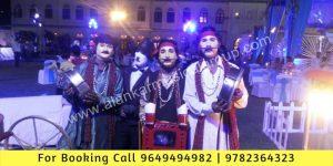 Chana Jor Garam Artist Tolli Group In Jaipur Rajasthan For Mela Carnival events