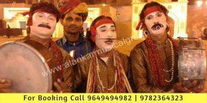 Chana Jor Garam Artists Group In Jaipur Rajasthan events