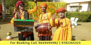 Chana Jor Garam Artists Group In Jodhpur Udaipur Rajasthan Events