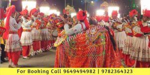 Kachchhi Ghodi dance, also spelled Kachhi Ghodi and Kachhi Gori, is an Indian folk dance